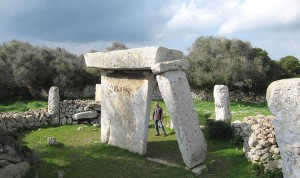 Megalithic culture of Talaiotic Menorca